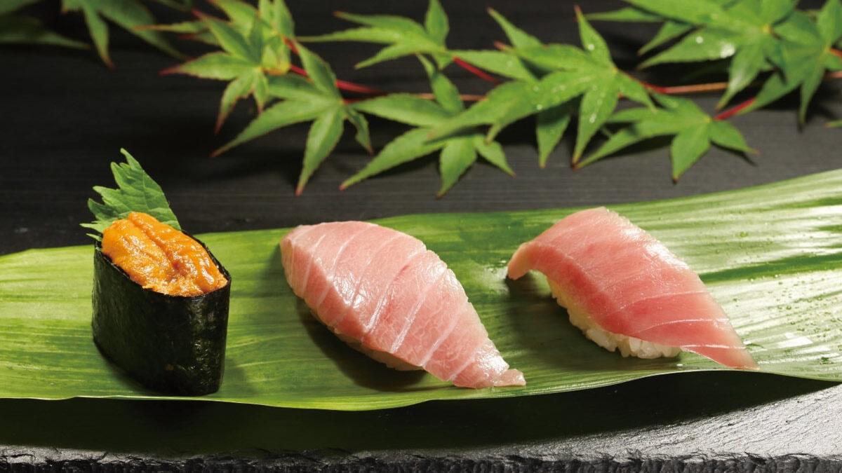くら寿司「うにとろフェア」