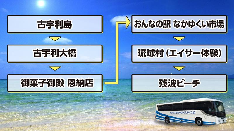 リモート観光 ニコニコバスツアー沖縄編