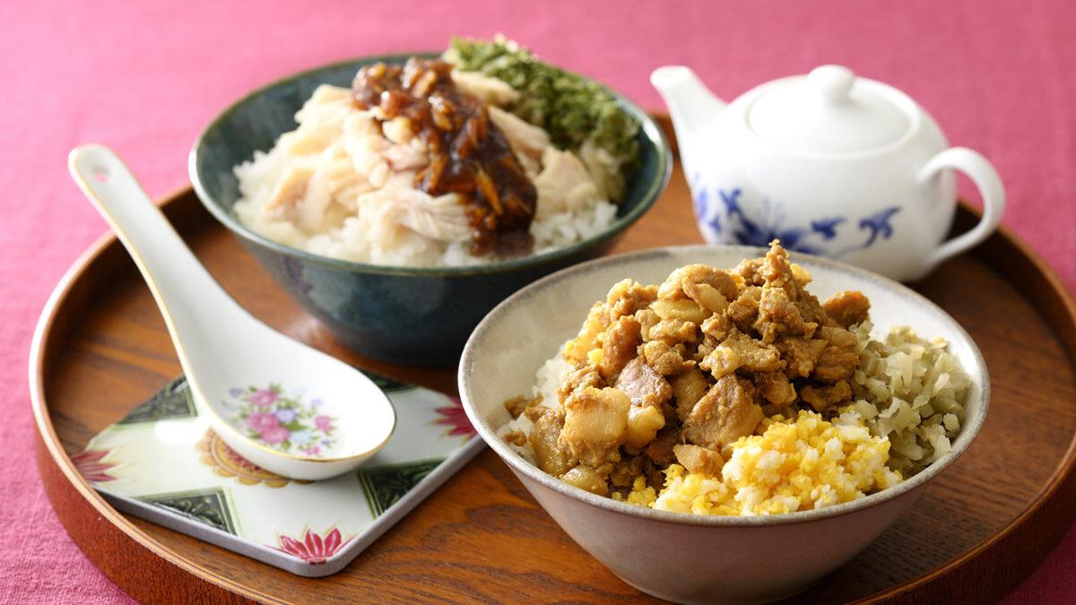 二ラックス「台湾美食フェア」ブッフェ