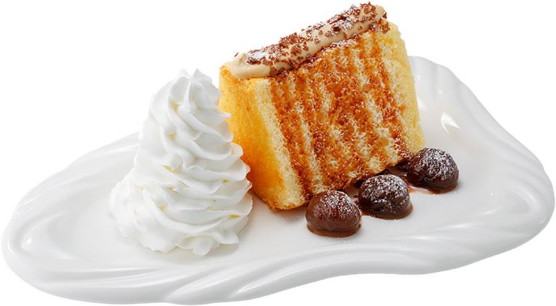 シルキー ソフトケーキ(マロン)