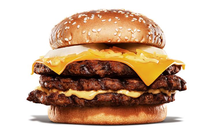 チーズ&チーズ ビッグマウスバーガー