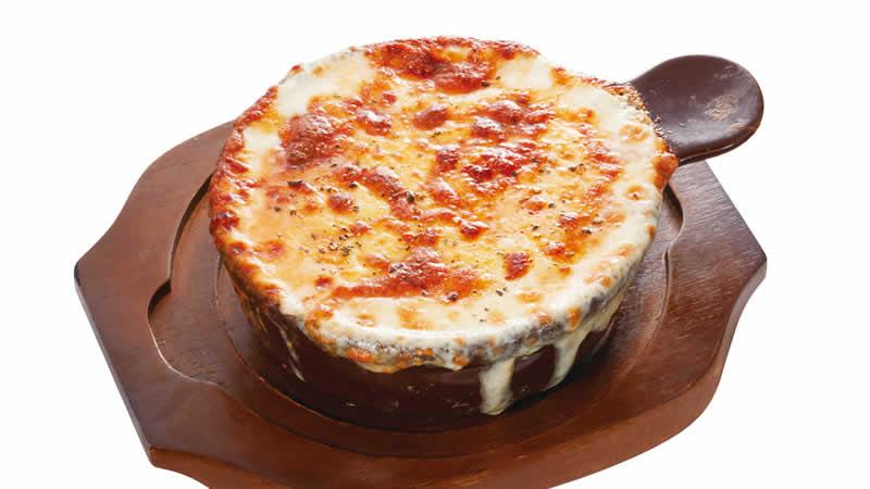 窯焼きチーズパスタ クリーミーボロネー ゼ