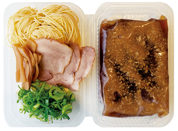 特製醤油ラーメン(並) 生麺タイプ