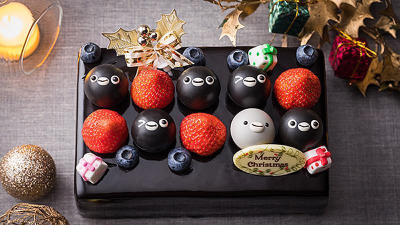 Suicaのペンギン クリスマスケーキ