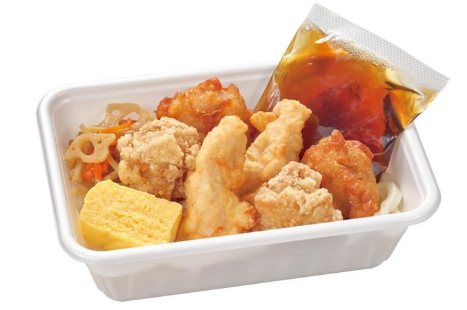 鶏ざんまい弁当