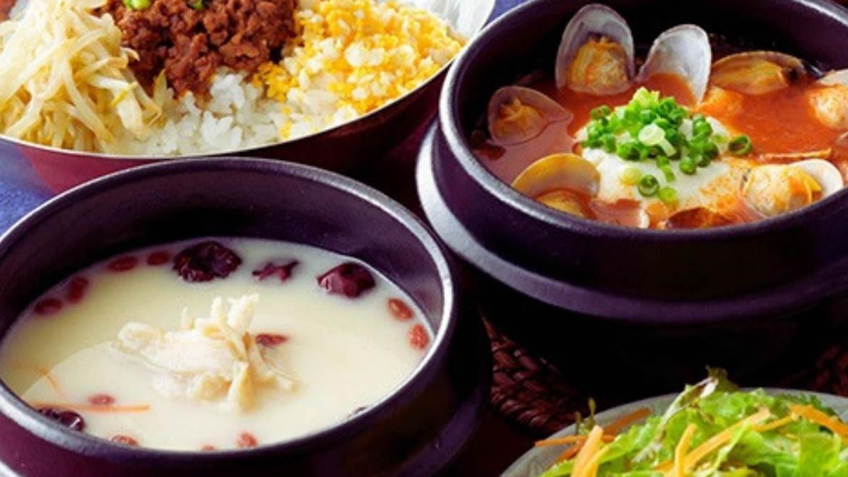 二ラックス 食べ放題「韓流ごはんフェア」